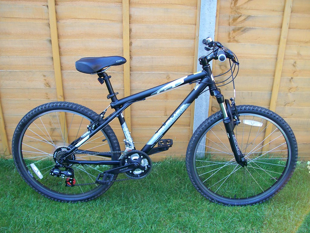 Gt Palomar 2008 Mountain Bike My Much Loved And