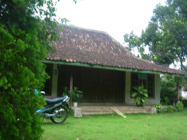 Bentuk Umum rumah di Pedesaan  Flickr  Photo Sharing!