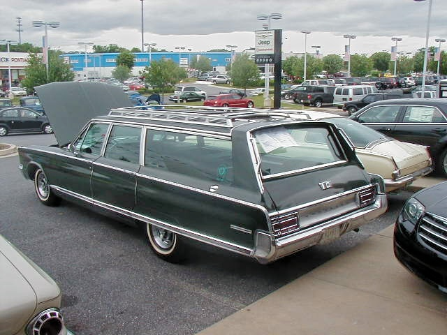 1966 Chrysler Town Amp Country Wagon This Is Really Highly