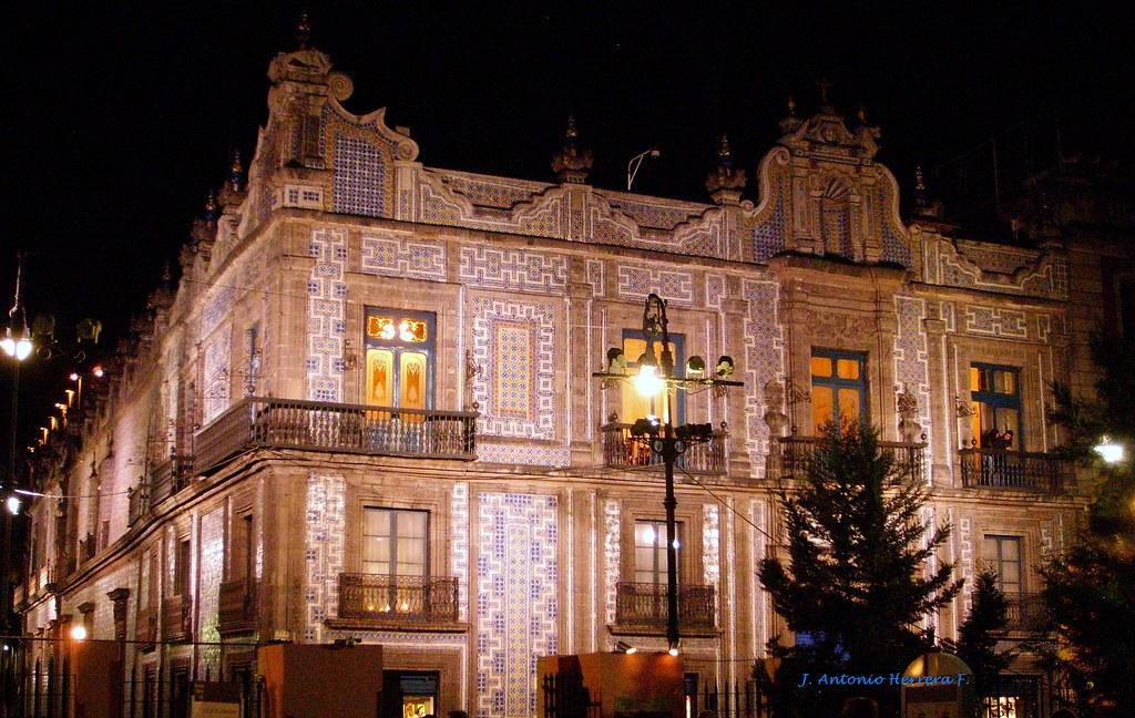Casa de los azulejos cd de m xico j antonio herrera for Casa de los azulejos historia
