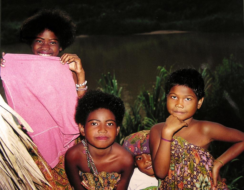"""Batek People: Orang Asli Simply Means """"Original"""