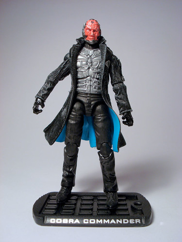 Cobra commander unmasked - photo#3