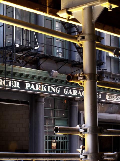 Parking garage new york parking garage in soho flickr for Parking garage in nyc