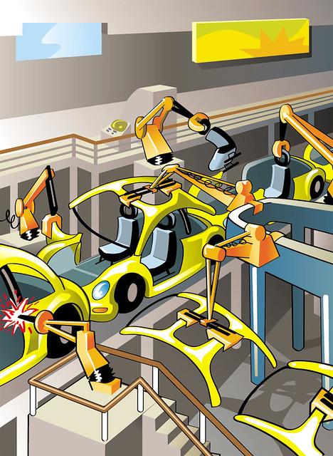 Robot Car Game Robot Car Game
