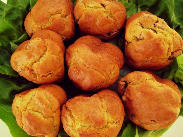 muffin salati ai wurstel