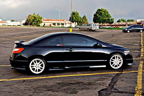complex 39 s comptech supercharged 2006 honda civic si flickr photo sharing. Black Bedroom Furniture Sets. Home Design Ideas