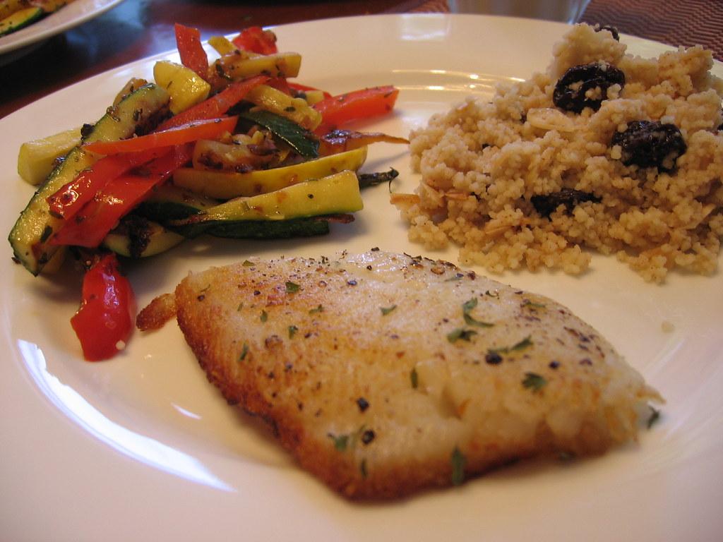 Emeril 39 s pan seared fish recipe for Pan seared fish recipes