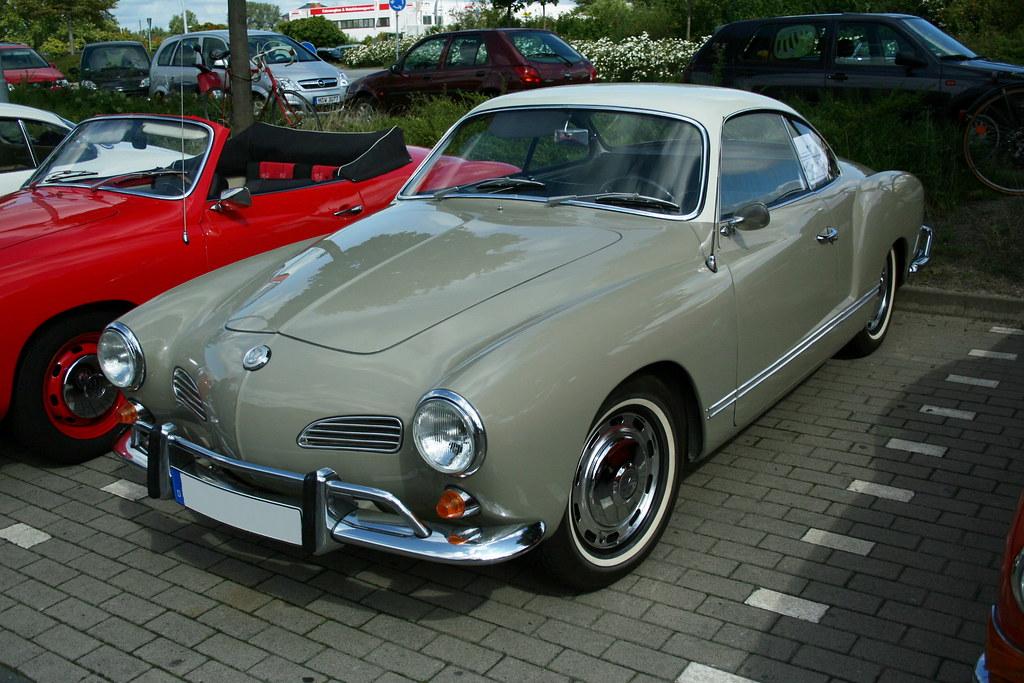 VW Karmann Ghia (1966) | Alan Broadfoot | Flickr