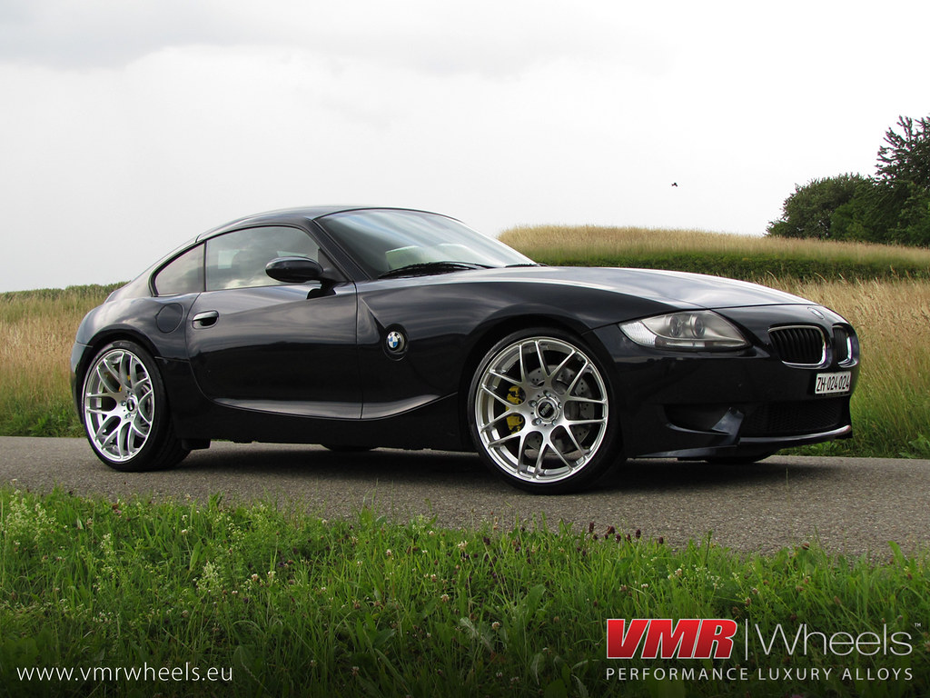 Vmr Wheels V710 Hyper Silver Bmw Z4 M Coup 233 Vmr Wheels