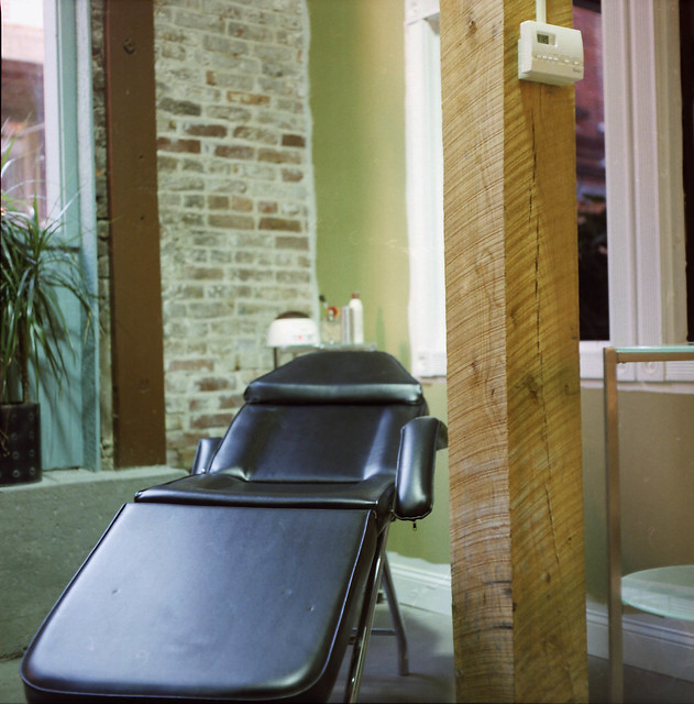 Relax in the waxing chair explore hotsaucejane 39 s photos for Wax chair salon