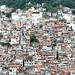Slums in Rio de Janeiro, Brazil