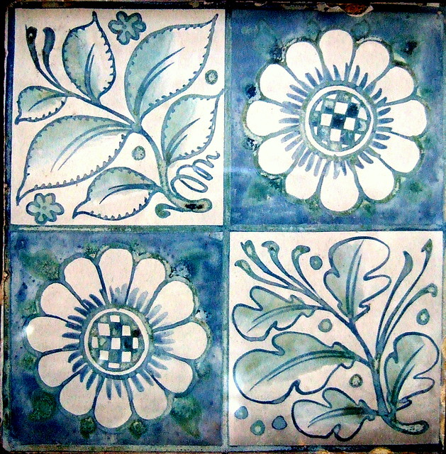 Crafts Painting Tiles
