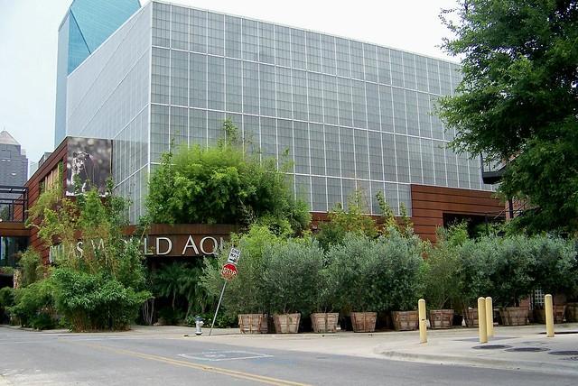 The Dallas World Aquarium The Dallas World Aquarium