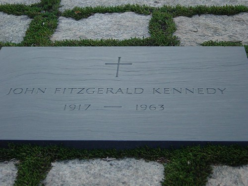 john f kennedy tombstone flickr photo sharing