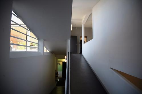 Villa Savoye - Interior Ramp | Flickr - Photo Sharing!