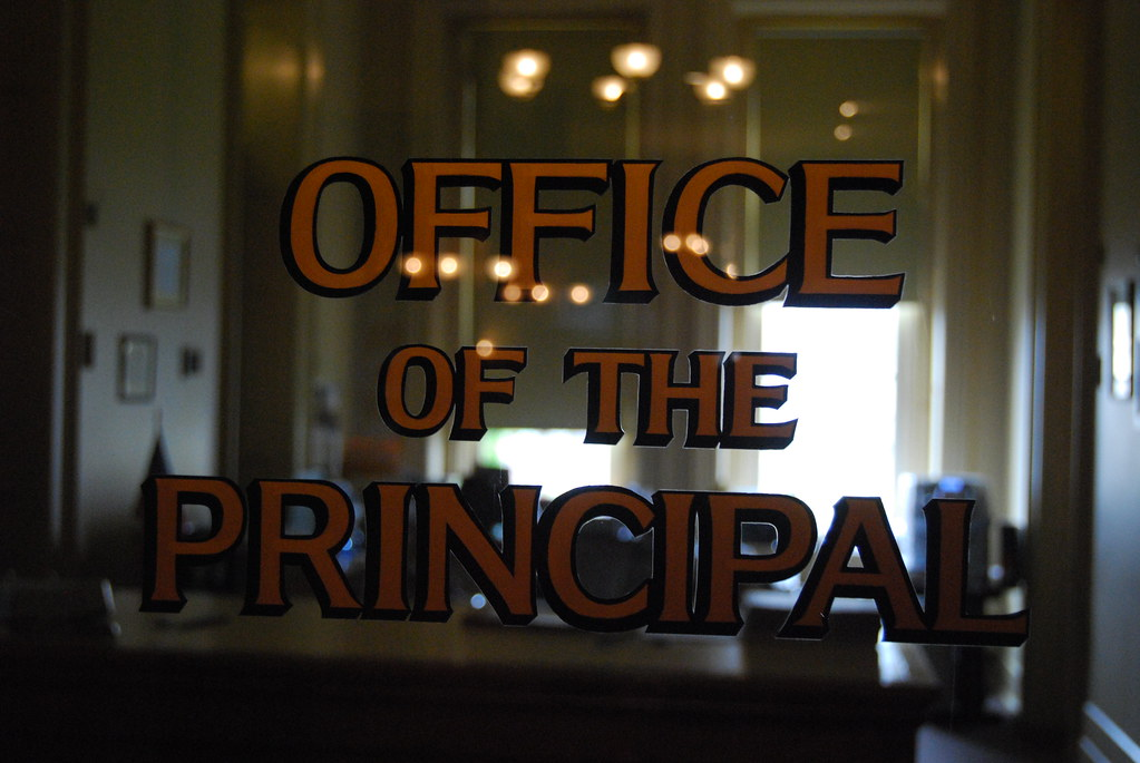 Quotes About Leaving High School Principal's Office | E...