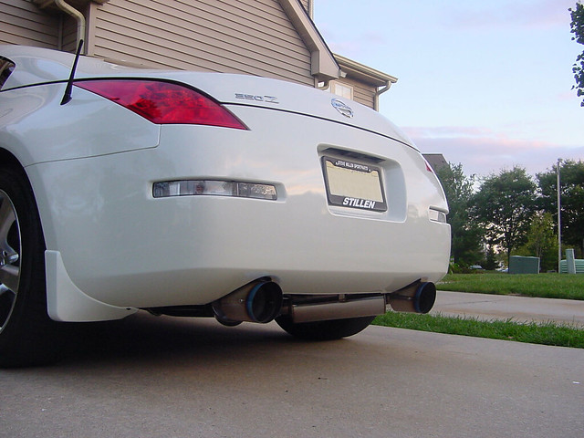 Cat Back Exhaust Meaning In Arabic