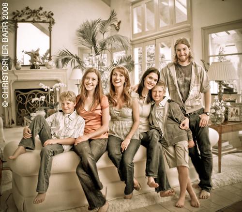 Jane Seymour Family Portrait Seymour Christopher Barr