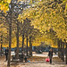 Autumn in Paris - Place de Vosges