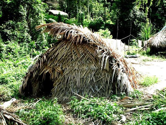 aboriginal home