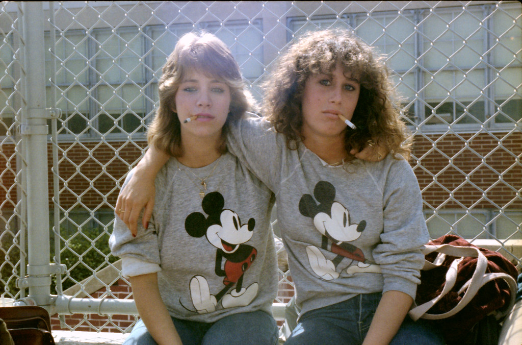 Gwhs, 1982-1983  Yowzah Photos In And Around George -9799