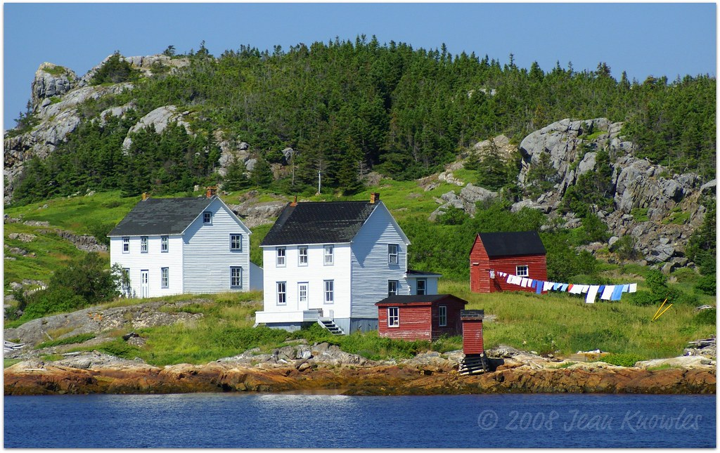 Now that 39 s newfoundland these houses at salvage are for Newfoundland houses