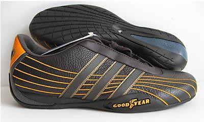 Adidas Goodyear Shoes Brown