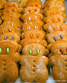 Gingerbread Men | by visionthing64