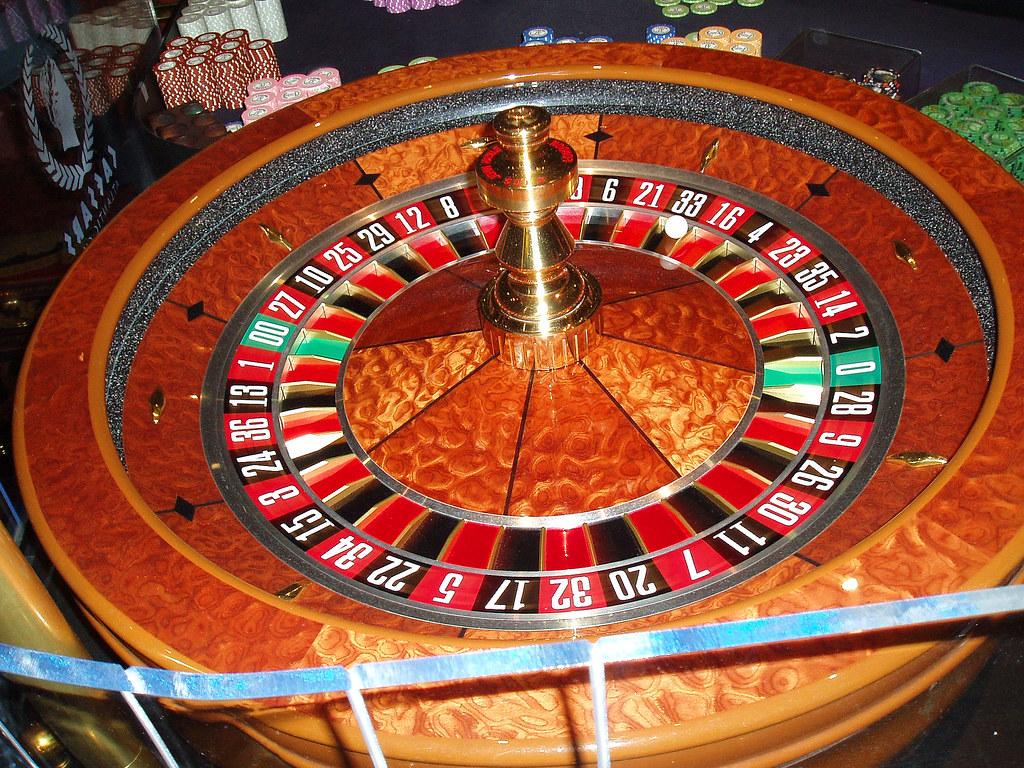 Roulette 4 Hrg 4: Roulette Wheel... I Don't