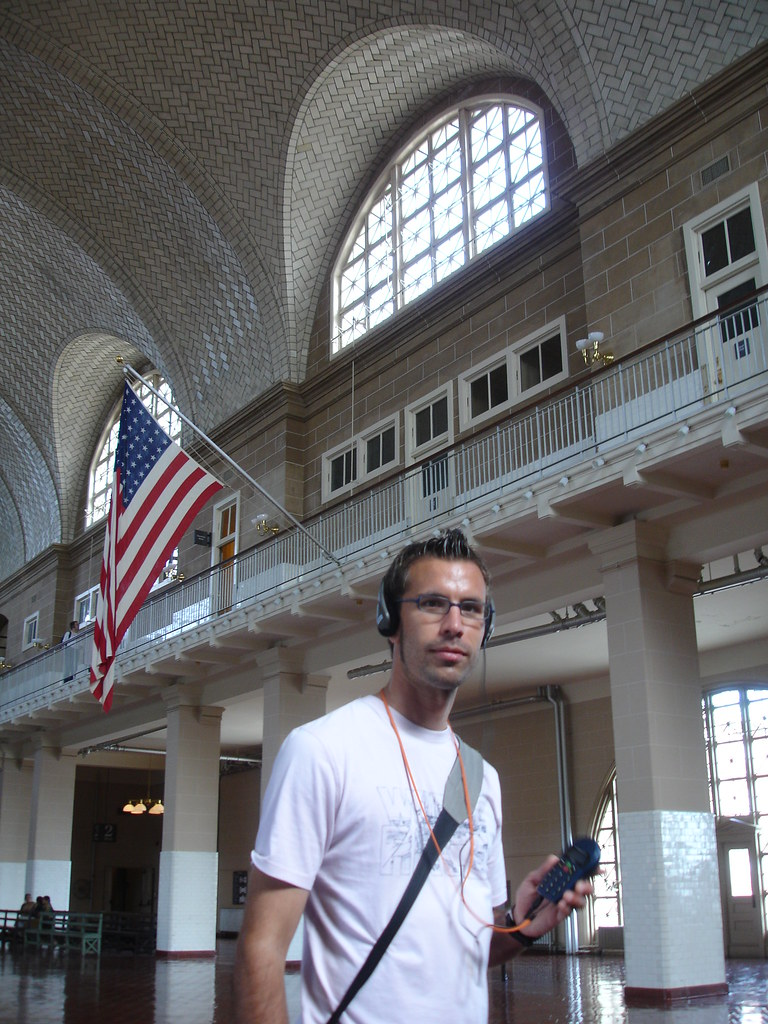 Ellis Island Audio Mary And Her Grandfather