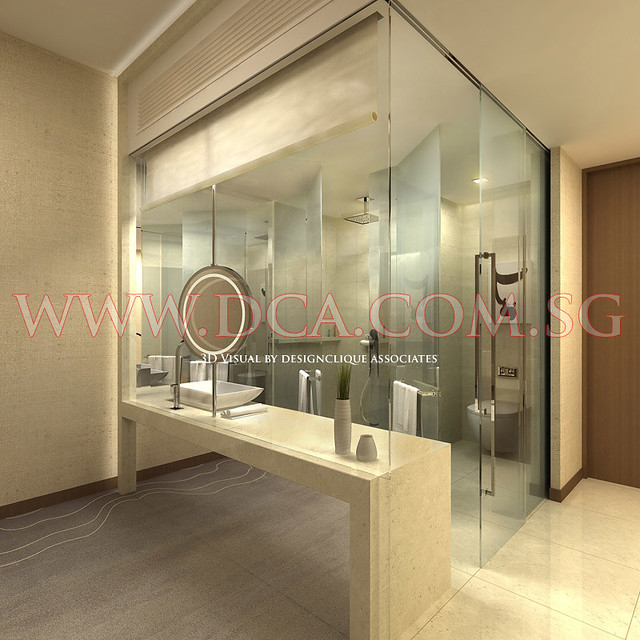 3d Hotel Bathroom Design 3d Visualization Services Mobile Flickr
