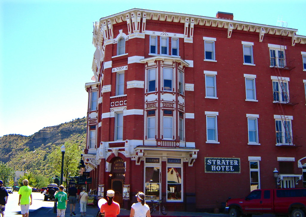 Strater Hotel, Durango, Colorado | The Strater Hotel in ...