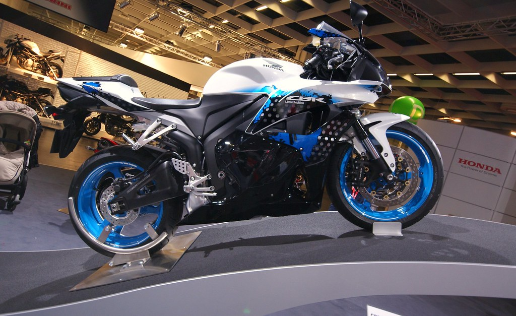 Honda Cbr 600 Rr Limited Edition Intermot K 246 Ln 2008