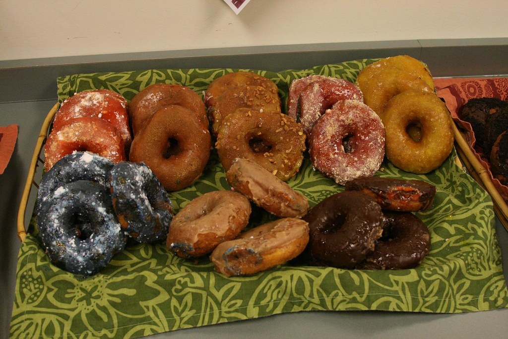 Fractured Prune Donuts Myrtle Beach