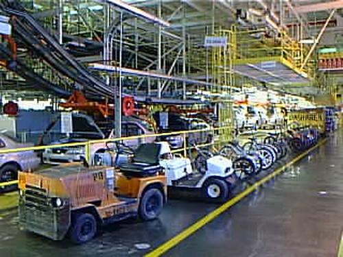 nummi49 nummi assembly plant tour fremont ca 2000 flickr. Black Bedroom Furniture Sets. Home Design Ideas
