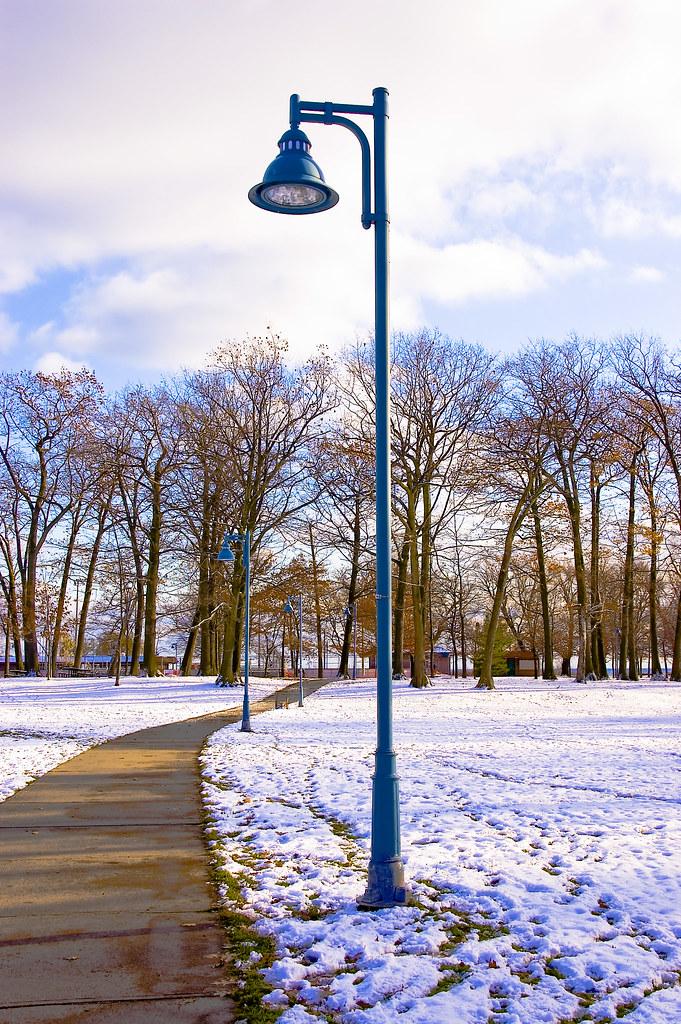 Park Lamp Post Jaime Coyle Flickr
