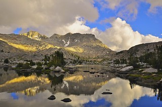 Selden Pass, Marie Lake, John Muir Wilderness | by SteveD.