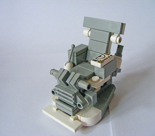 Mechanical moving chair