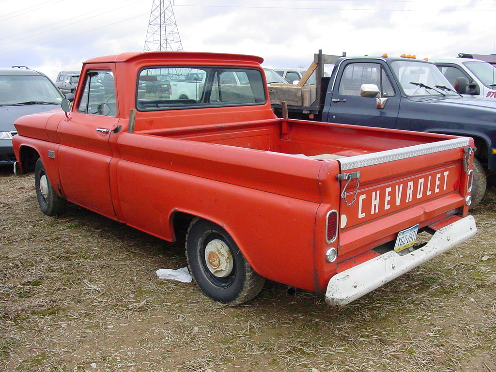 Chevy Truck Fleetside Bed For Sale