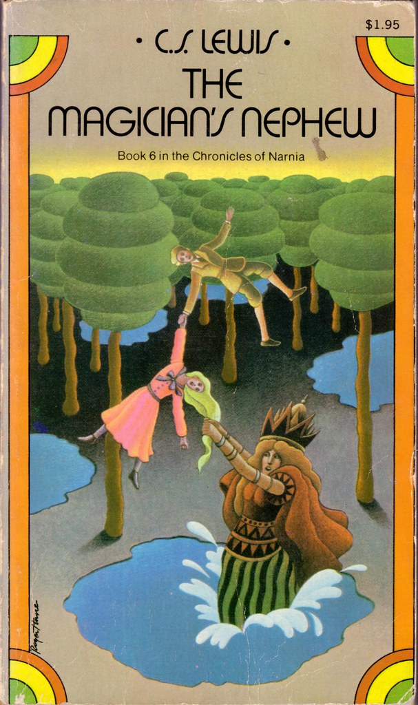 magicians nephew book report The magician's nephew [c s lewis the magician's nephew (chronicles of narnia book 1) report abuse 50 out of 5 stars.