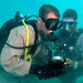 Navy Diver participates in Global Fleet exercise
