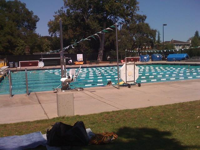 Burgess Park Pool Flickr Photo Sharing