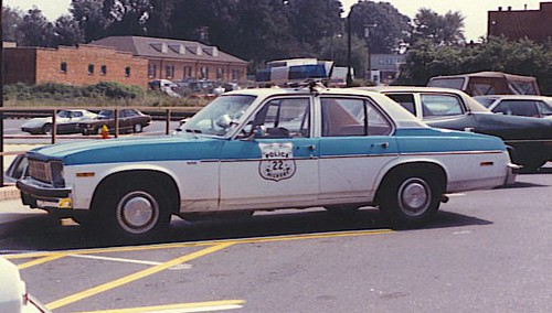 Chevy Nova Old Hickory City Police Car Chevy Nova 350