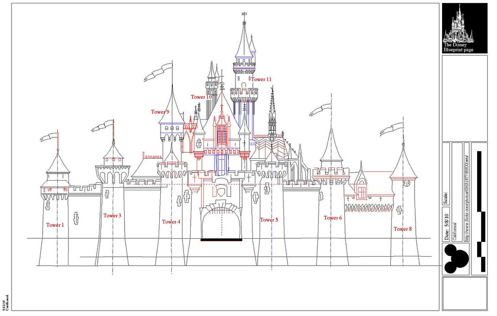 Castle I Want To Add The Layout For The Walkthrough But