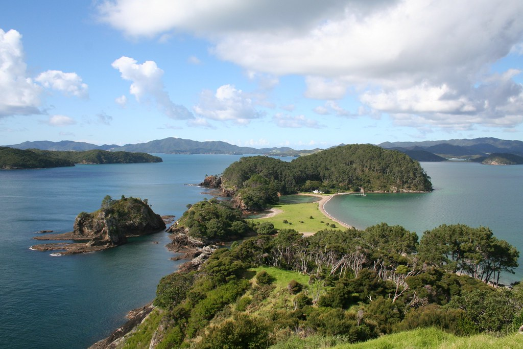 Gungha Bay Of Islands