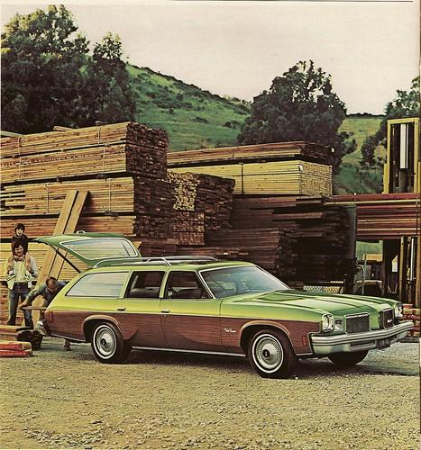 1974 Oldsmobile Vista Cruiser Flickr Photo Sharing
