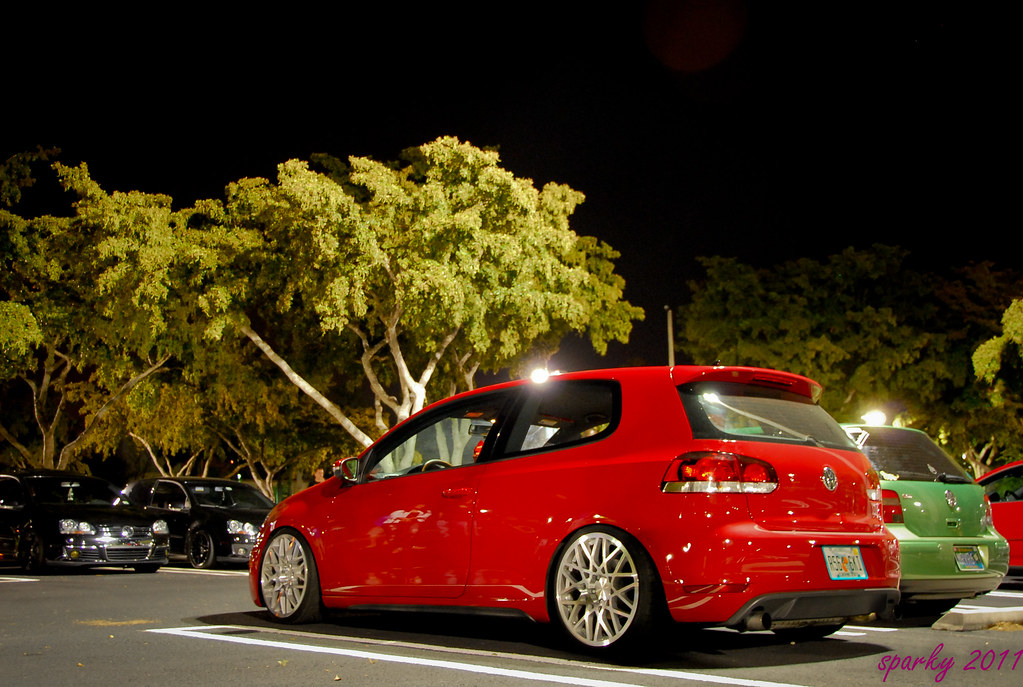 mk6 gti on rotiform blq 39 s sparky mark flickr. Black Bedroom Furniture Sets. Home Design Ideas