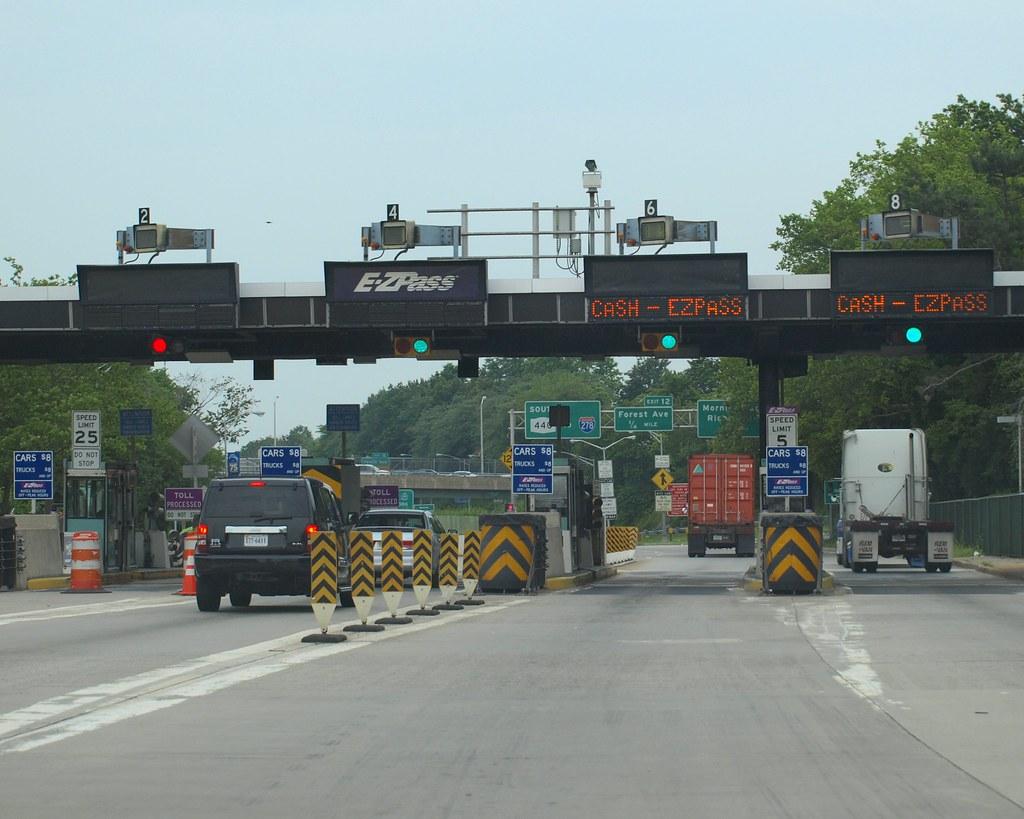 Bayonne Bridge To Staten Island Toll