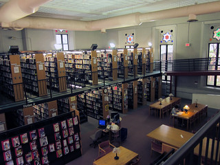 Russell Public Library, Middletown, CT | by jrcraft