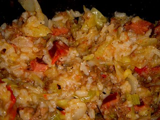 Cabbage Jambalaya | by brandi666